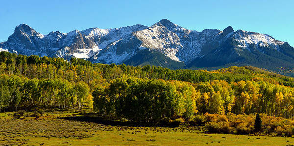Wall Art - Photograph - High Peaks Of The San Juan Mountains by David Lee Thompson
