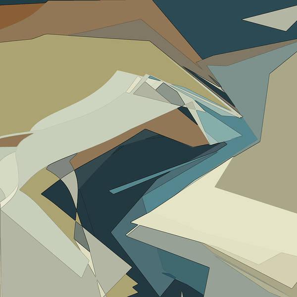 Digital Art - High Plains by Gina Harrison