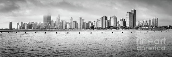 Wall Art - Photograph - High Resolution Chicago Skyline Panorama Photo by Paul Velgos