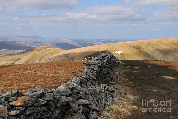 Haweswater Wall Art - Photograph - High Street by Smart Aviation