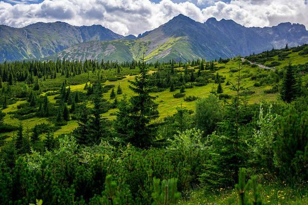 High Tatras Wall Art - Photograph - High Tatras by Pati Photography