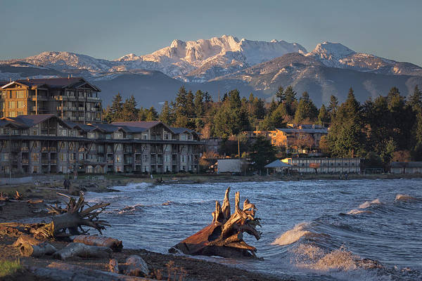 Photograph - High Tide In The Bay by Randy Hall