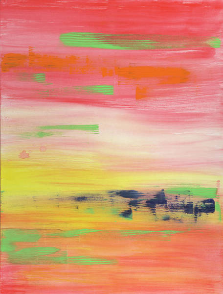 Painting - High Vibration 1 by Angela Bushman