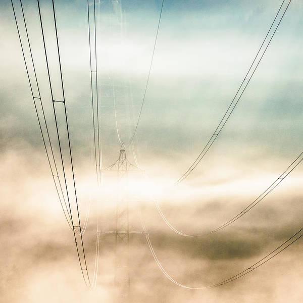 Photograph - High Voltage Dream by Matthias Hauser