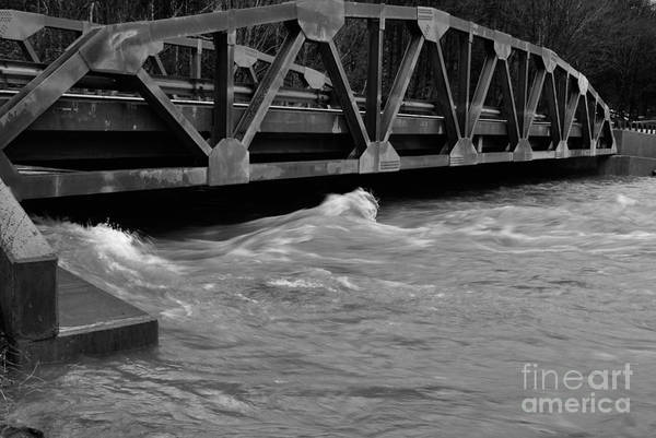 Photograph - High Water by Randy Bodkins