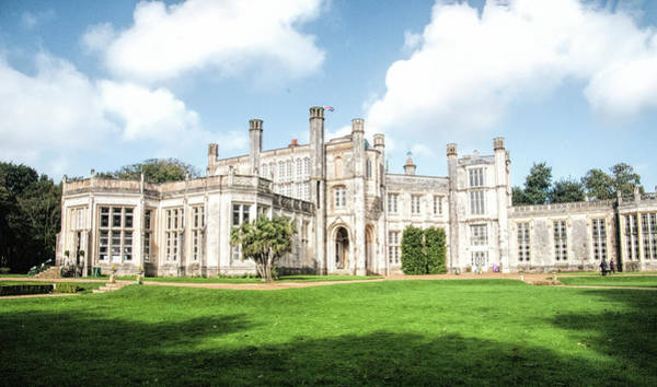 Wall Art - Photograph - Highcliffe Castle View From The Rear by Phyllis Taylor