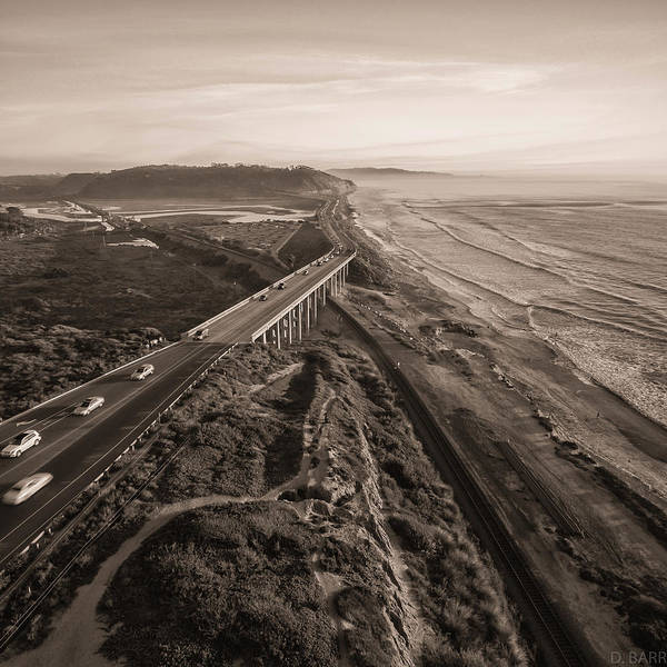 Torrey Photograph - Higher Road by Doug Barr