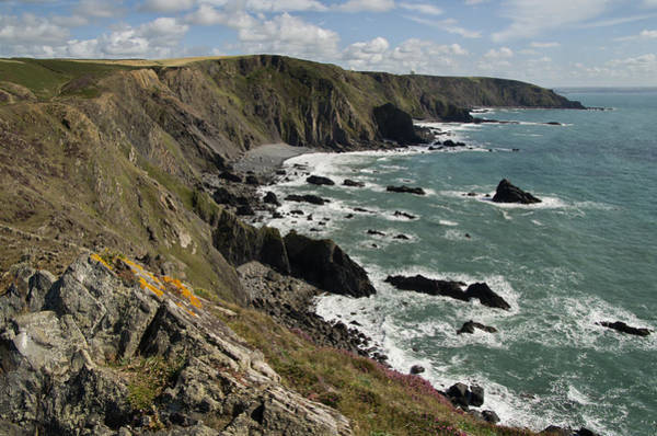 Photograph - Higher To Lower Sharpnose Point by Pete Hemington