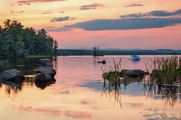 Photograph - Highland Lake Summer by Darylann Leonard Photography