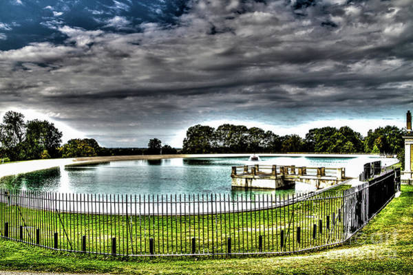Photograph - Highland Park Reservoir by William Norton