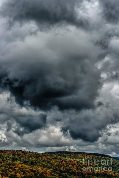 Photograph - Highlands Storm Clouds by Thomas R Fletcher