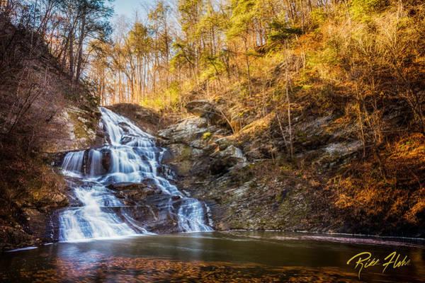 Photograph - Hightower Falls by Rikk Flohr