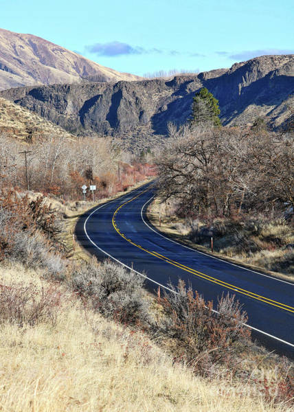 Highway 12 Wall Art - Photograph - Highway 12 From Naches by Carol Groenen