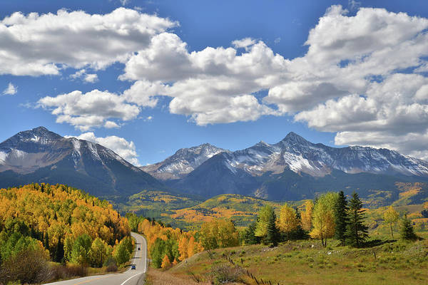 Photograph - Highway 145 South Of Telluride II by Ray Mathis