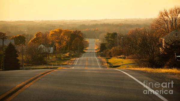 Photograph - Highway 213  by Viviana Nadowski