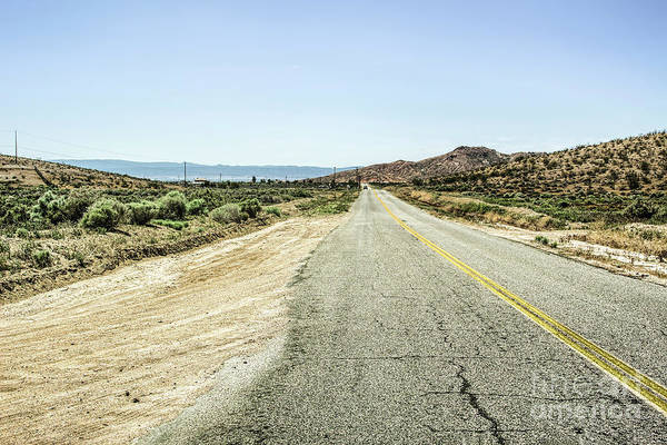 Photograph - Highway 395 by Joe Lach
