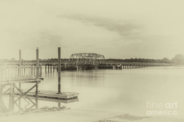Photograph - Highway 41 Bridge Built In 1939 by Dale Powell