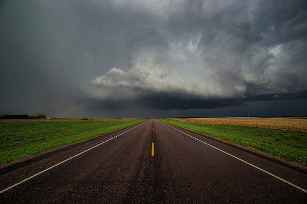 Photograph - Highway Don't Care by Aaron J Groen