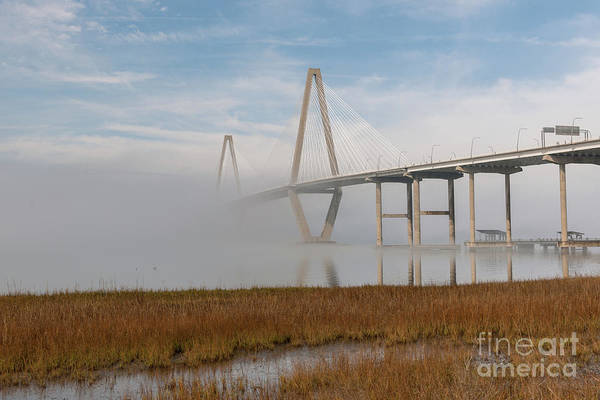 Photograph - Highway Fog by Dale Powell
