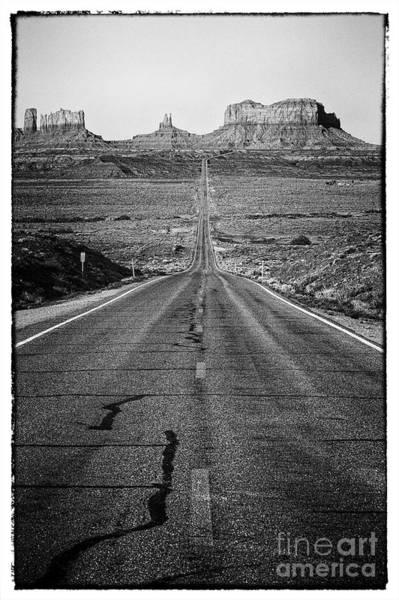 Montain Photograph - Highway by Hideaki Sakurai