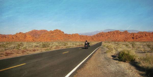 Highway Journey Art Print by JAMART Photography