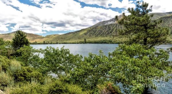 Photograph - Hiking Around Convict Lake by Joe Lach