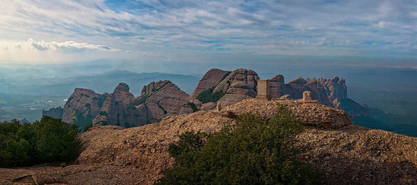 Photograph - Hiking In Montserrat Spain by Joan Carroll