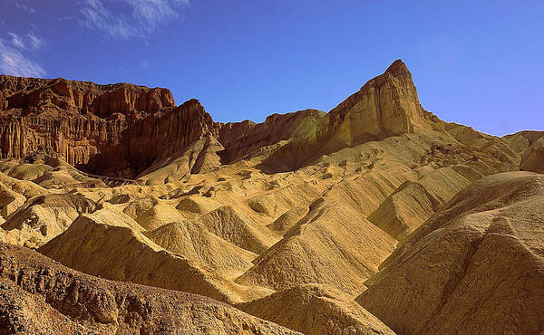 Photograph - Hiking To Zabriskie Point by Tranquil Light Photography