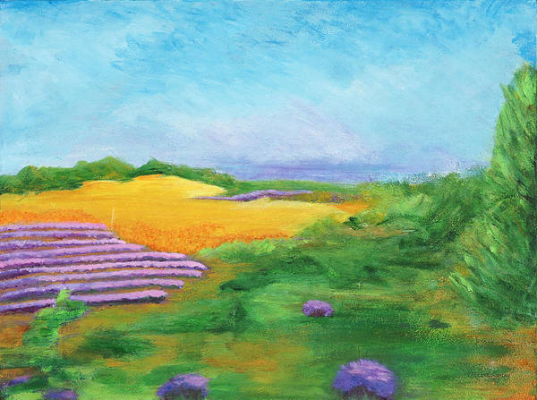 Painting - Hill Country Beauty by Marilyn Rodriguez