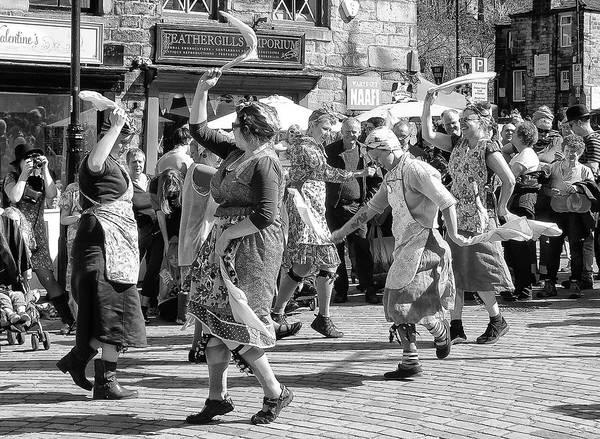 Folk Dances Photograph - Hill Millies by Philip Openshaw