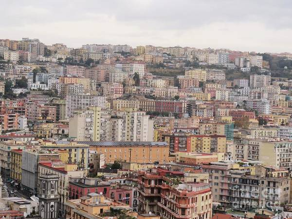 Photograph - Hills Of Naples by Laurie Morgan
