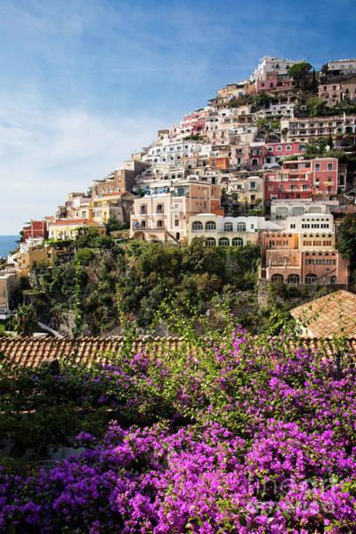 Photograph - Hills Of Positano by Scott Kemper