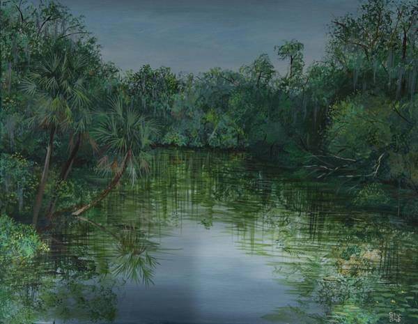 Painting - Hillsboro Flordia by Virginia Bond