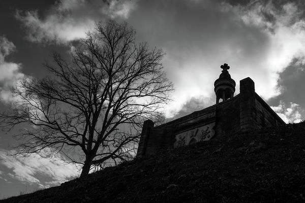 Photograph - Hilltop Memorial  by James L Bartlett