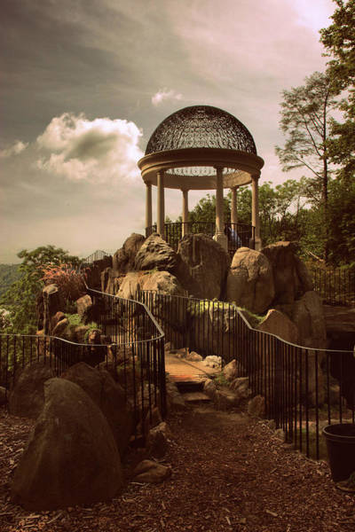 Photograph - Hilltop Temple by Jessica Jenney