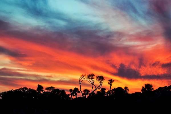Wall Art - Photograph - Hilton Head Sunset 2 by Mary Ann Artz