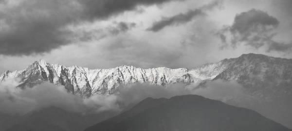 Northern India Photograph - Himalayan Morning by Don Schwartz