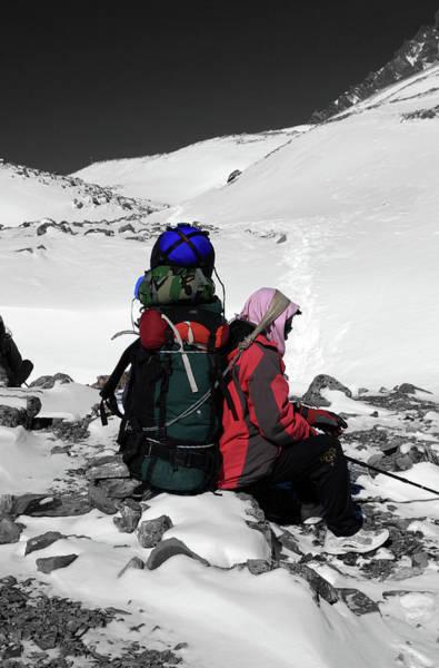 Photograph - Himalayan Porter by Aidan Moran