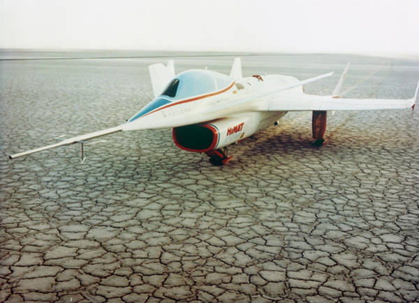 Photograph - Himat Fighter Plane, C1980 by Granger