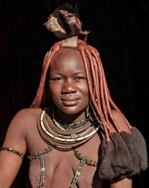 Photograph - Himba by Rand