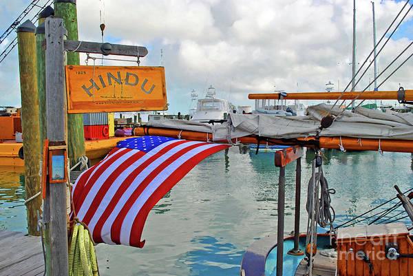 Photograph - Hindu Docks by Jost Houk
