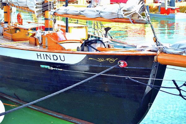 Photograph - Hindu Travels by Jost Houk
