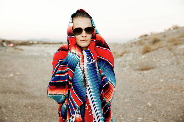 Southwest Photograph - Hipster Traveler by Evgeniya Lystsova