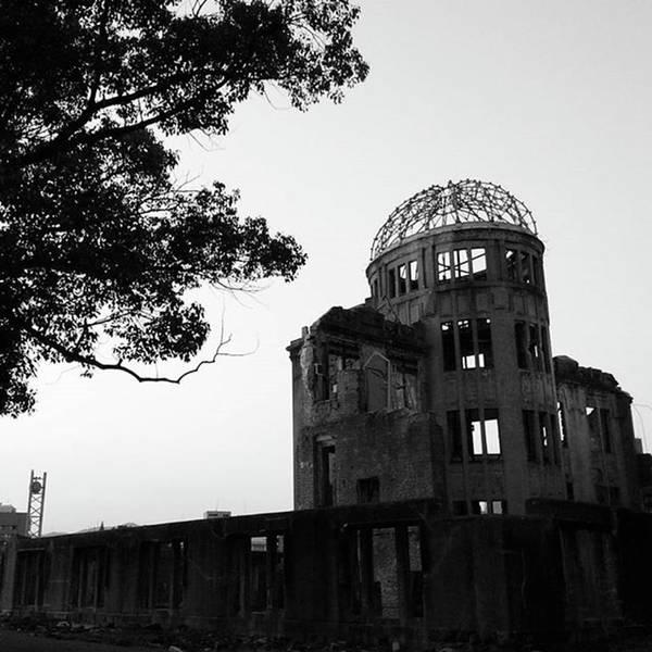 Strong Wall Art - Photograph - Hiroshima Atomic Bomb Dome by Nori Strong