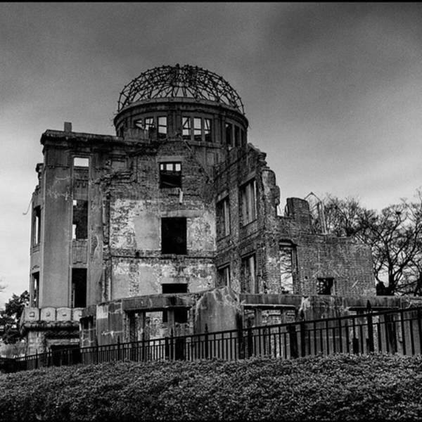 Fineart Wall Art - Photograph - Hiroshima Bomb Dome. #picoftheday by Alex Snay