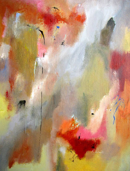 Irregular Painting - His Grace Is Enough by Ruth Palmer