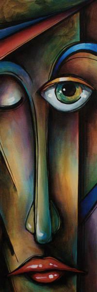Wall Art - Painting - HIS by Michael Lang