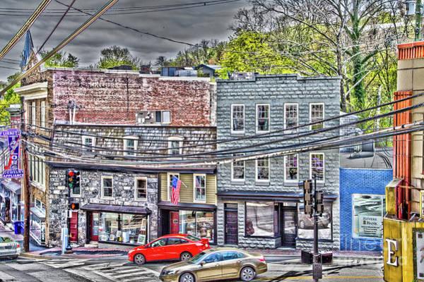 Photograph - Historic Ellicott City by William Norton