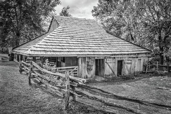Photograph - Historic Farm by James Woody