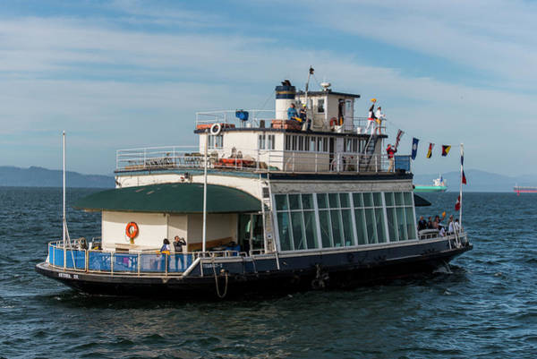 Photograph - Historic Ferry by Robert Potts